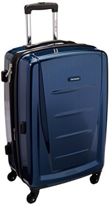 Samsonite Solid Hard Body Expandable  Check-in Luggage - 27 inch(Blue)
