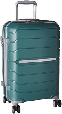 Samsonite Solid Hard Body Expandable  Check-in Luggage - 24 inch(Green)
