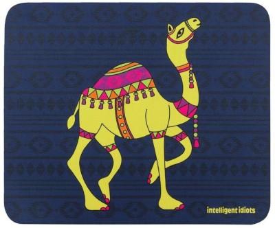 Intelligent Idiots camel Mousepad(Multicolor)