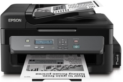 8% OFF on Epson L1300 A3 4 Color Printer (Black) Buy Epson L1300 A3