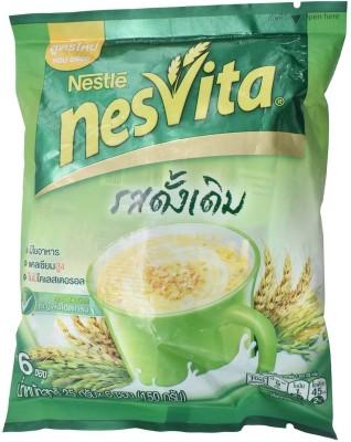 Nestle Nesvita Instant Cereal Beverage Powder Original Formula - 150g (6x25g) 150 g