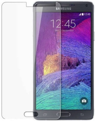 REZAWZ Tempered Glass Guard for Samsung Galaxy Note 4
