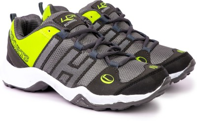 Bur Lancer Grey Colored Men's Running Shoes Online at Best Price in India