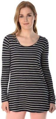 Kotty Casual Full Sleeve Striped Women