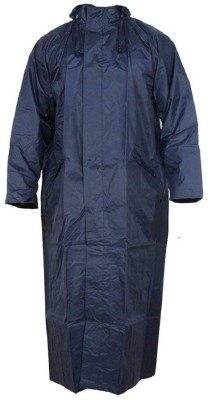 ZACHARIAS Solid Men & Women Raincoat