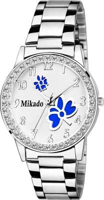 Mikado Blue Fashion Princess Analog watch for Girls & Women Watch  - For Girls