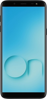 Samsung Galaxy On6 (Black, 64 GB)(4 GB RAM)