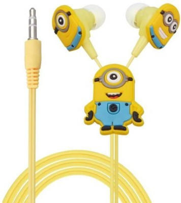 A Connect Z YellowIn ear Z20 112 Headphone(Yellow, In the Ear) 1