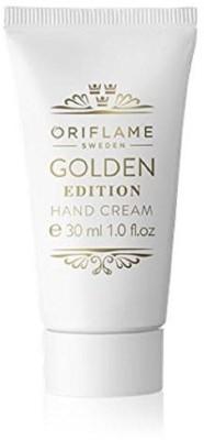 Oriflame Sweden Golden Edition Hand Cream 30ml(30 ml)