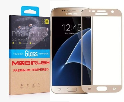 Marshland Tempered Glass Guard for Samsung Galaxy S7(Pack of 1)