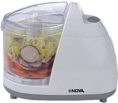 Nova NM-95MC 250 W Food Processor(White)