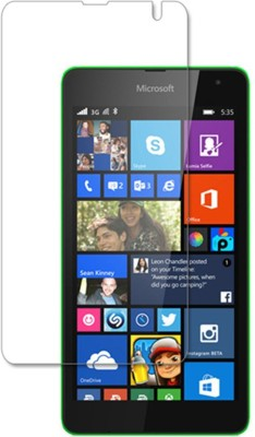 Novo Style Tempered Glass Guard for Nokia Lumia 535(Pack of 1)