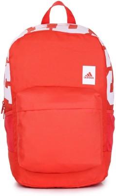 6% OFF on ADIDAS Adi CL W Aop2 22 L Laptop Backpack(Orange) on Flipkart  53d03070dbf82