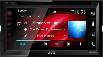 JVC KW-V340BT Car Stereo(Double Din)