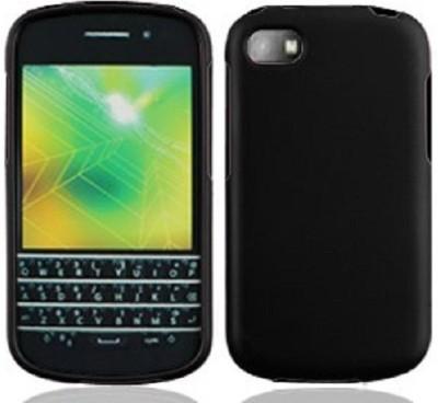 Owlam Back Cover for BlackBerry Q10(BLACK, Plastic)