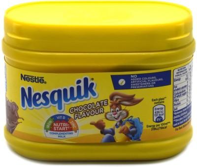 Nestle Nesquik Complementing Milk, Chocolate Flavour - 300g(300 g)