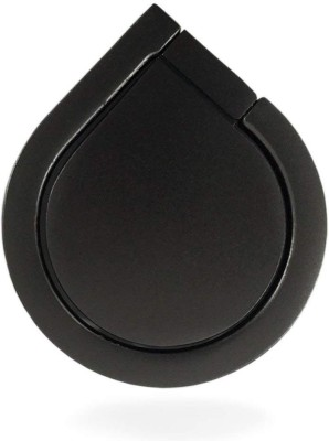 Baskety Mobile 360` degree Rotation iRing Universal Ring Grip / Stand Holder for any Smart Device(Black Color) Mobile Holder Flipkart