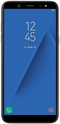 Samsung Galaxy A6 (Gold, 32 GB)(4 GB RAM)