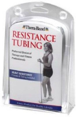 Thera Band Advanced Heavy Resistance Tube Blue, Black Thera Band Resistance Tubes