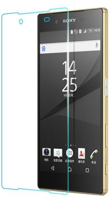 RM WORLD Tempered Glass Guard for Sony Xperia Z5 Premium Dual