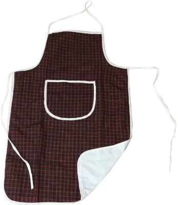 LooMantha Cotton Home Use Apron   Free Size Multicolor, Single Piece