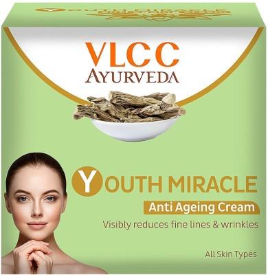 VLCC Ayurveda Youth Miracle Anti Ageing Cream