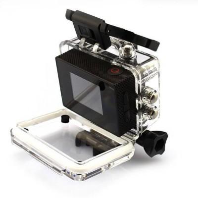 Doodads Action Camera 1080P Sport Waterproof Camcorder Outdoor Action Video Camera Waterproff Sports   Action Camera Black