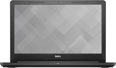 Dell Vostro 15 3000 Core i3 6th Gen - (4 GB/1 TB HDD/Windows 10 Home) 3568 Laptop(15.6 inch, Black, 2.18 kg, With MS Office) 1