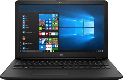 HP 15q Celeron Dual Core - (4 GB/1 TB HDD/Windows 10 Home) 15q-bu031TU Laptop(15.6 inch, Jet Black, 2.1 kg)