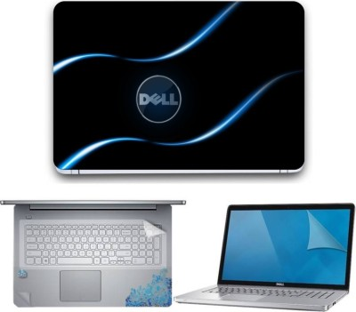 Gallery 83 ? dell wallpaper wallpaper laptop decal 3 in 1 combo set 15.6 inch 4133 Combo Set(Multicolor)