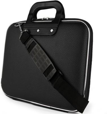 cratos 15.6 inch Laptop Messenger Bag Black cratos Laptop Bags
