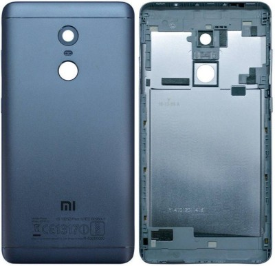 Green Mi Redmi Note 4 Back Panel