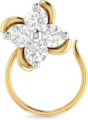 PC Jeweller The Hajnal 22kt Yellow Gold Ring