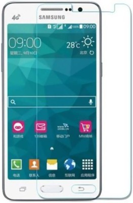 Exclusivebay Tempered Glass Guard for Samsung Galaxy Grand Prime