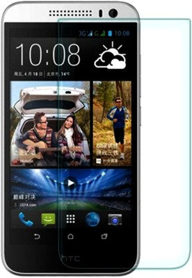 Novo Style Tempered Glass Guard for HTCDesire616(Pack of 1)
