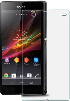 Novo Style Tempered Glass Guard for SonyXperiaZ(Pack of 1)