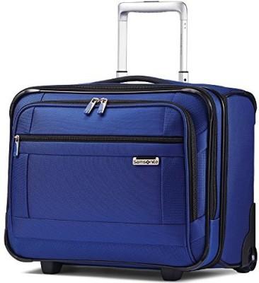 Samsonite SolidSoft Body Cabin Luggage - 16 inch(Blue)