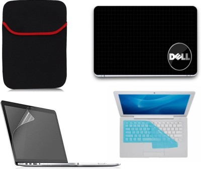 Gallery 83 ? dell wallpaper wallpaper laptop decal 3 in 1 combo set 15.6 inch 4202 Combo Set(Multicolor)