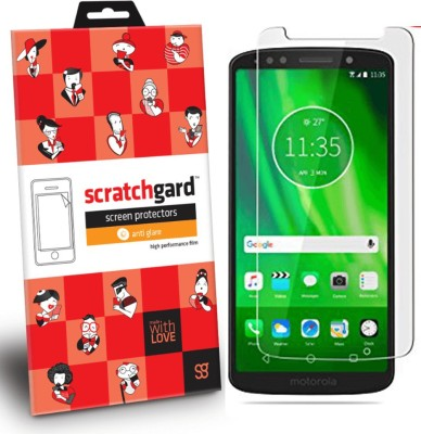 Scratchgard Screen Guard for Matte Finish, Motorola Moto G6 Plus(Pack of 1)