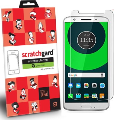 Scratchgard Screen Guard for Motorola Moto G6