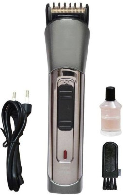 Chartbusters AT-522 HEAVY DUTY Corded & Cordless Trimmer for Men(Multicolor)