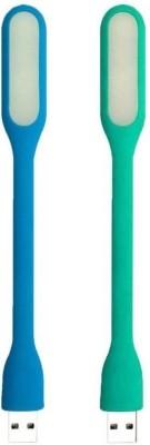 Gadget Deals Pack of 2 Flexible, Portable, Bendable Led Light Multicolor