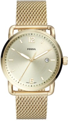 Fossil FS5420 THE COMMUTER 3H DATE Watch  - For Men