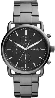 Fossil FS5400 THE COMMUTER CHRONO Watch  - For Men