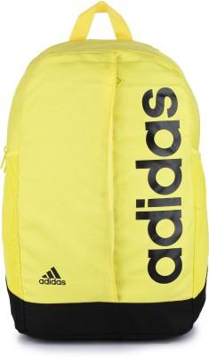 6% OFF on ADIDAS LIN PER BP L 22 L Laptop Backpack(Yellow) on Flipkart  044e071d58095