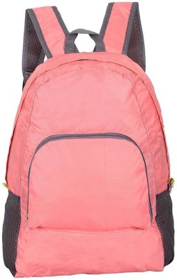 38% OFF on PackNBuy Foldable Lightweight Backpack Travel Camping Weekend  Bag 20 L Backpack( 5dd30f14b62fa