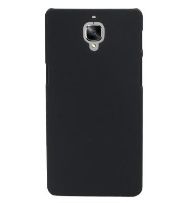 Flipkart SmartBuy Back Cover for OnePlus 3T(Black, Hard Case, Plastic)