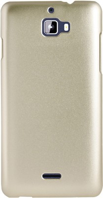 Flipkart SmartBuy Back Cover for Coolpad Dazen 1(Gold, Hard Case, Plastic)