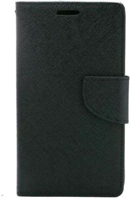 GMK MARTIN Flip Cover for Mi Redmi 5A Black, Grip Case