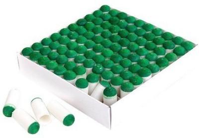 Laxmi Ganesh Billiard 100 PCS 100 9mm Push-on snooker tips pool cue stick slip-on tips Snooker, Pool, Billiards Cue Stick(Microfibre)